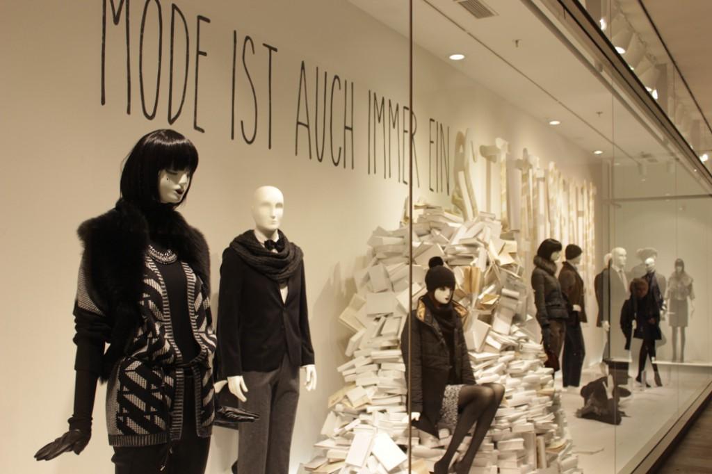 Verlockung der Modewelt