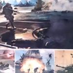 Szene aus Call of Duty