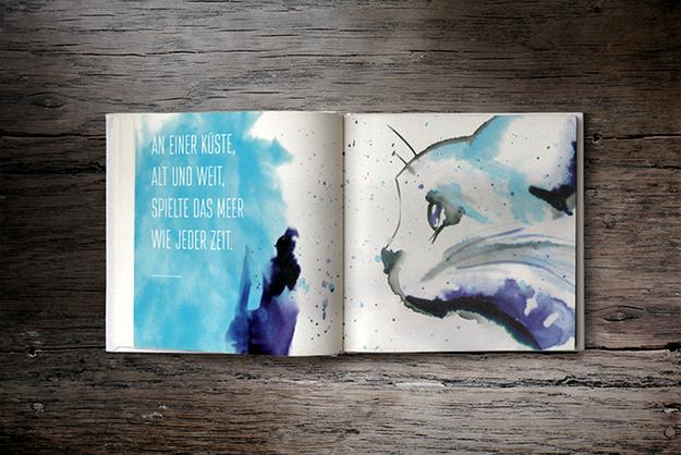Mein kleiner Fisch Kinderbuch