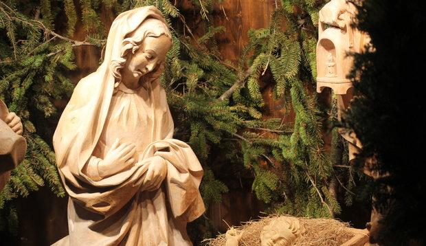 Vorbereitung zur Weihnachtszeit