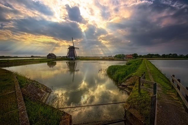 Niederlande - EvgeniT - pixabay.com
