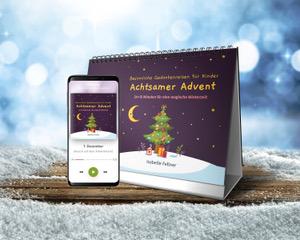 Kinder Achtsamkeits-Adventskalender